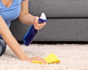 tips för att rengöra mattor med rätt rengöringsprodukter